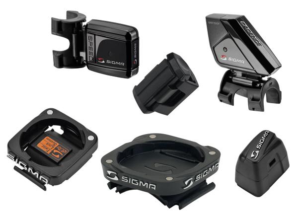 Sigma Sport Bezdrátový snímač SIGMA STS kolo 2 Complete kit 2012