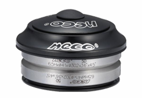 Hlavové složení NECO integrované 1-1/8 dural 120g černá