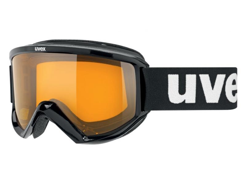 brýle lyžařské UVEX FIRE RACE černé