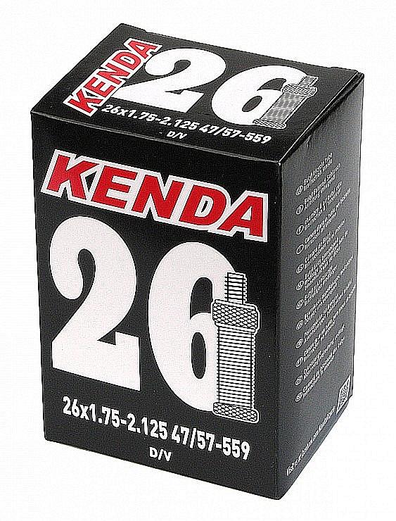 DUŠE KENDA 26x1,0 - 1,5 (26/40-559) FV-48MM