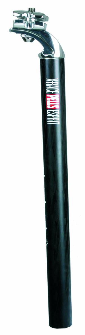 Pells Sedlovka CR3 carbon 30,4 x 400mm
