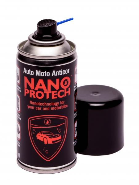 olej-spray NANOPROTECH Auto Moto Anticor