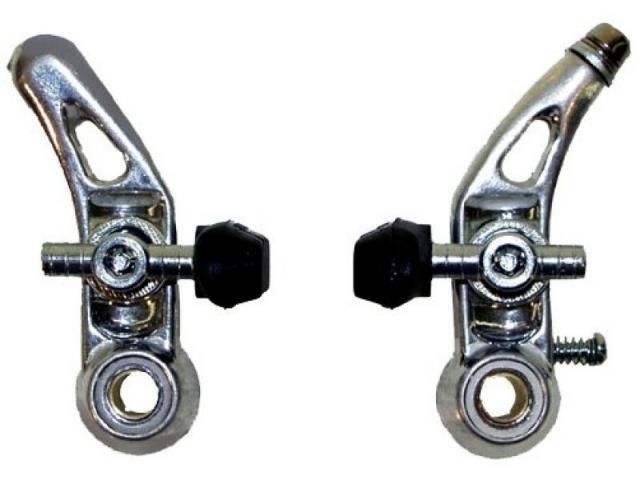 N/A brzdy cantilever P+Z stříbrné