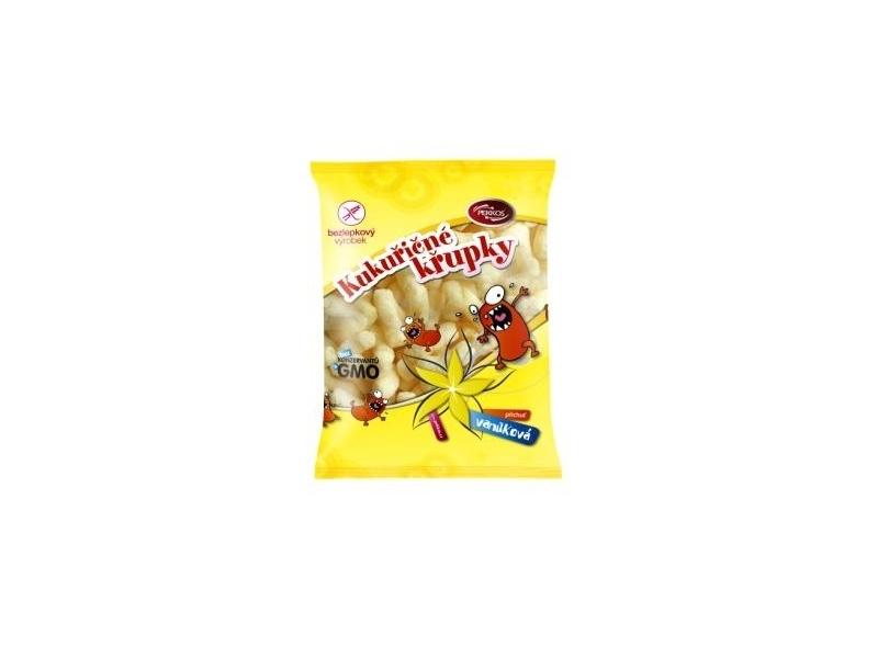 REJ křupky kukuřičné vanilkové 90g