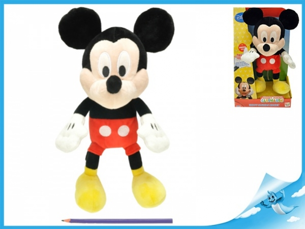 plyšový Mickey Mouse 30cm smějící se