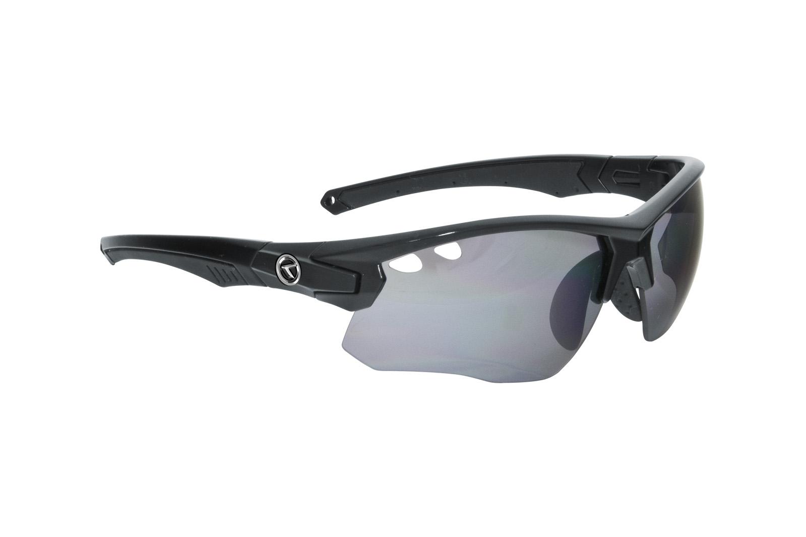 Kellys Sluneční brýle STRANGER-Shiny Black Polarized