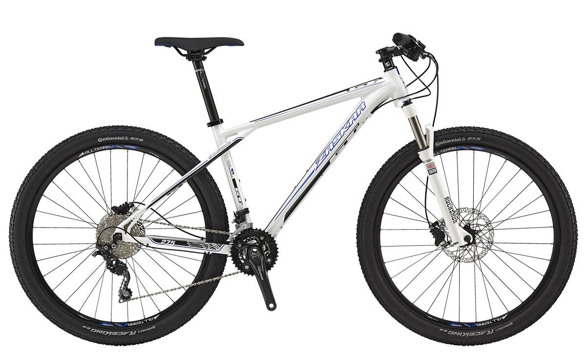 "GT Bicycles 2015 GT ZASKAR 29"" 9R SPORT, GLOSS WHITE S"