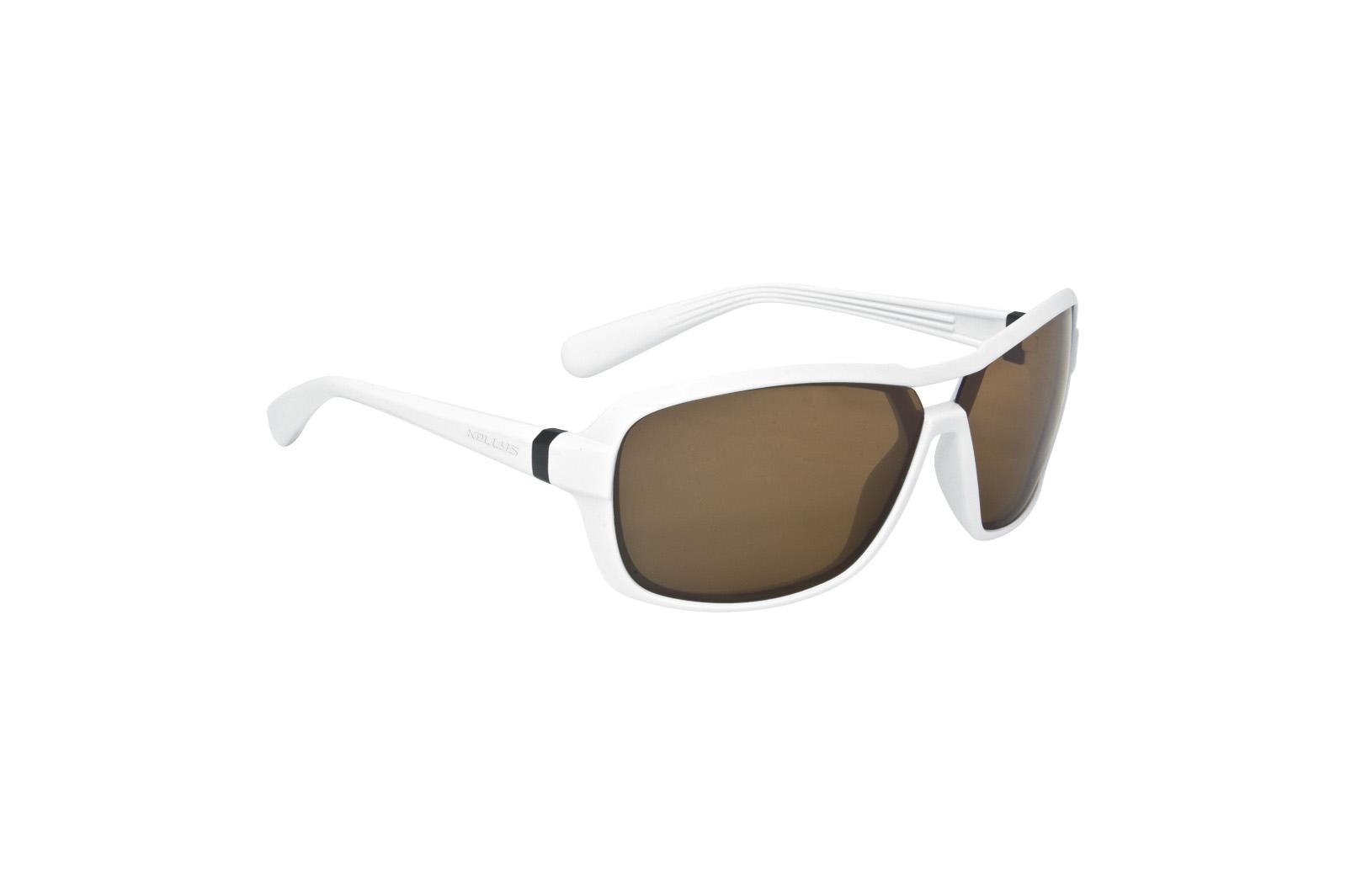 Kellys Sluneční brýle GLANCE- Shiny White POLARIZED