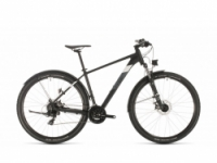 Horské kolo Cube Aim Allroad black´n´white 2020 27.5