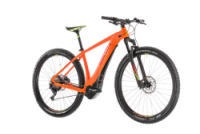 Horské kolo CUBE REACTION HYBRID SL 500 27,5 2019 orange´n´green