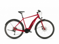 Elektrokolo Cube Nature Hybrid ONE 400 Allroad red´n´red 2020