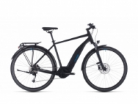 Elektrokolo Cube Touring Hybrid ONE 500 black´n´blue 2020