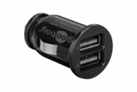 adaptér USB do auta Goobay (2400mA)