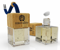 Renovality Ozone perfume car - home - office 1+1