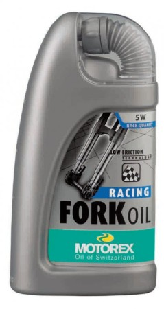 olej MOTOREX Racing Fork Oil 10W 1l