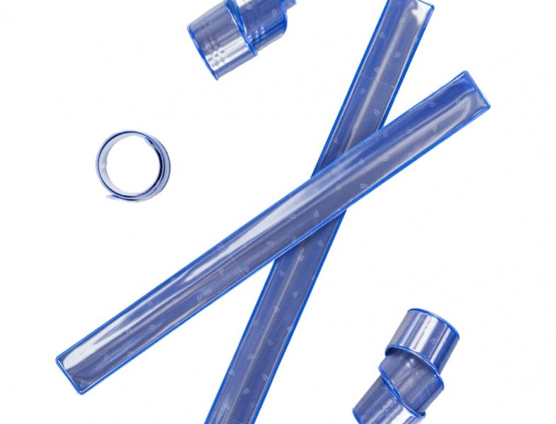 Altima páska reflexní 3M bez potisku modrá 32x3cm