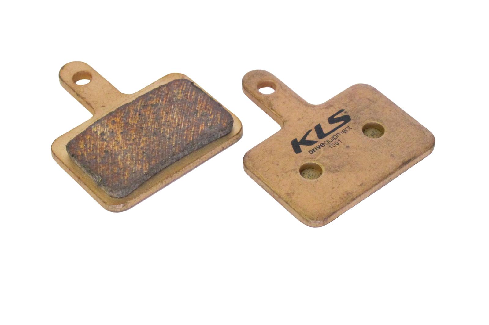 Kellys Brzdové destičky KLS D-04S, sintrované (pár)