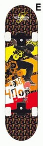 skateboard Tempish SELECTION E černý