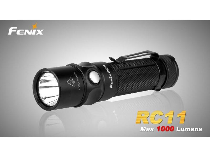 svítilna Fenix RC11 nabíjecí