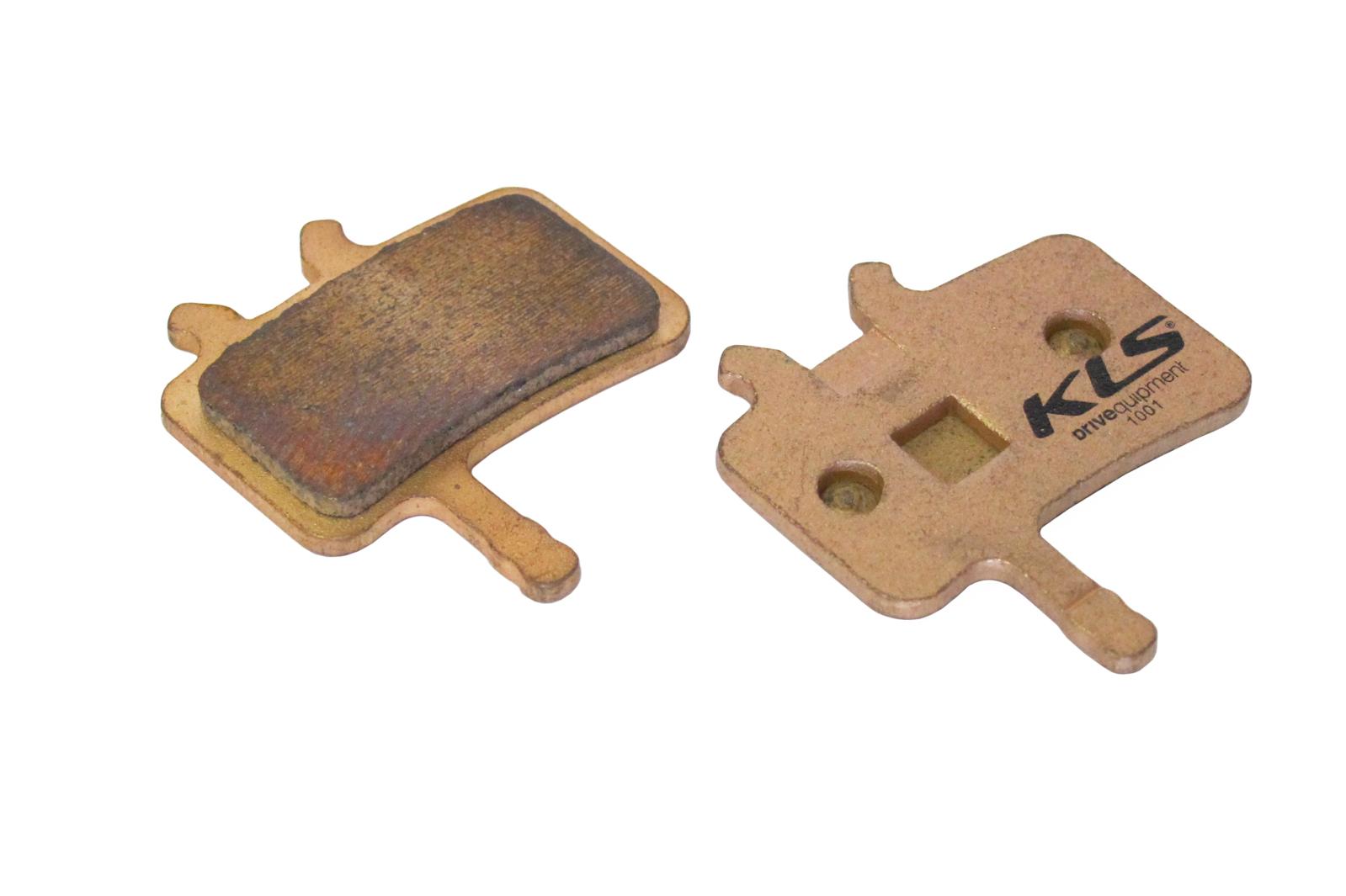 Kellys Brzdové destičky KLS D-02S, sintrované (pár)