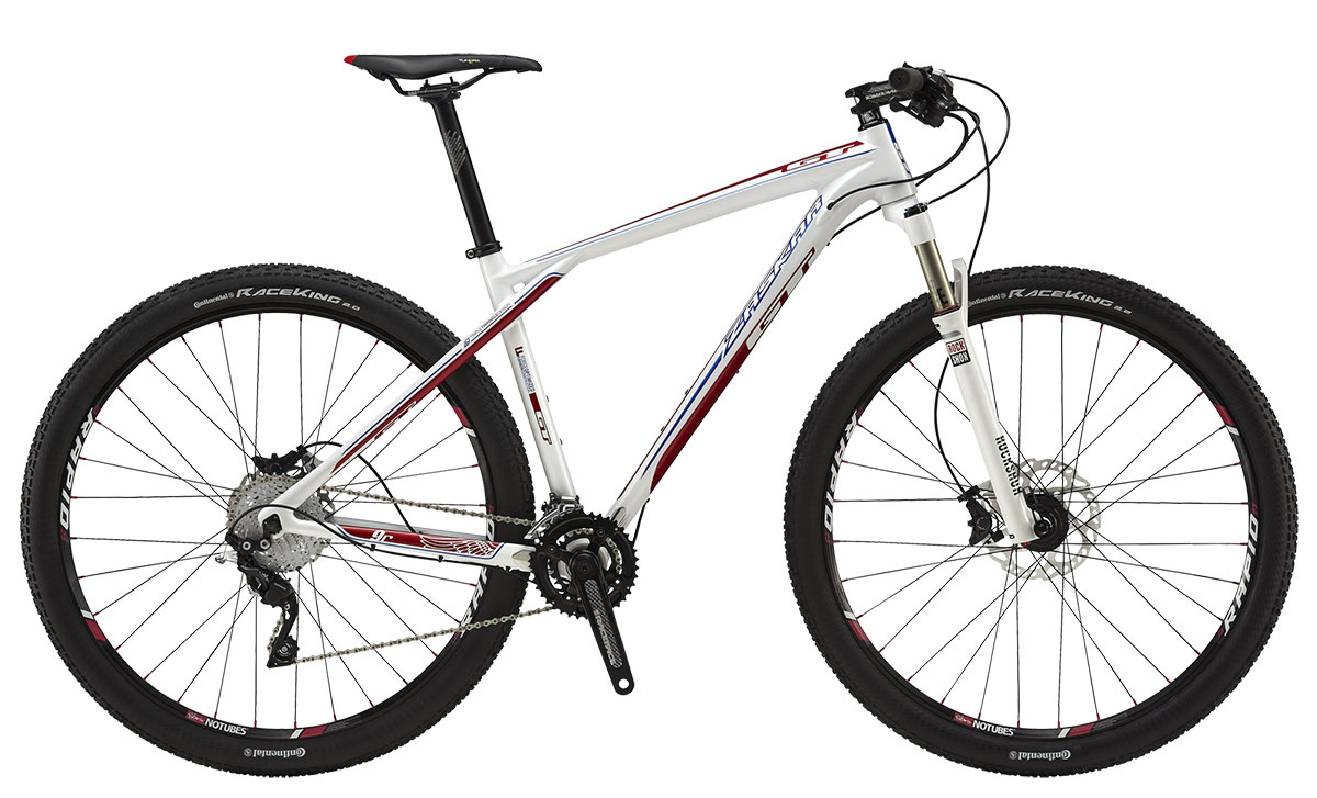 "GT Bicycles 2015 GT ZASKAR 29"" CARBON 9R EXPERT, GLOSS WHITE S"