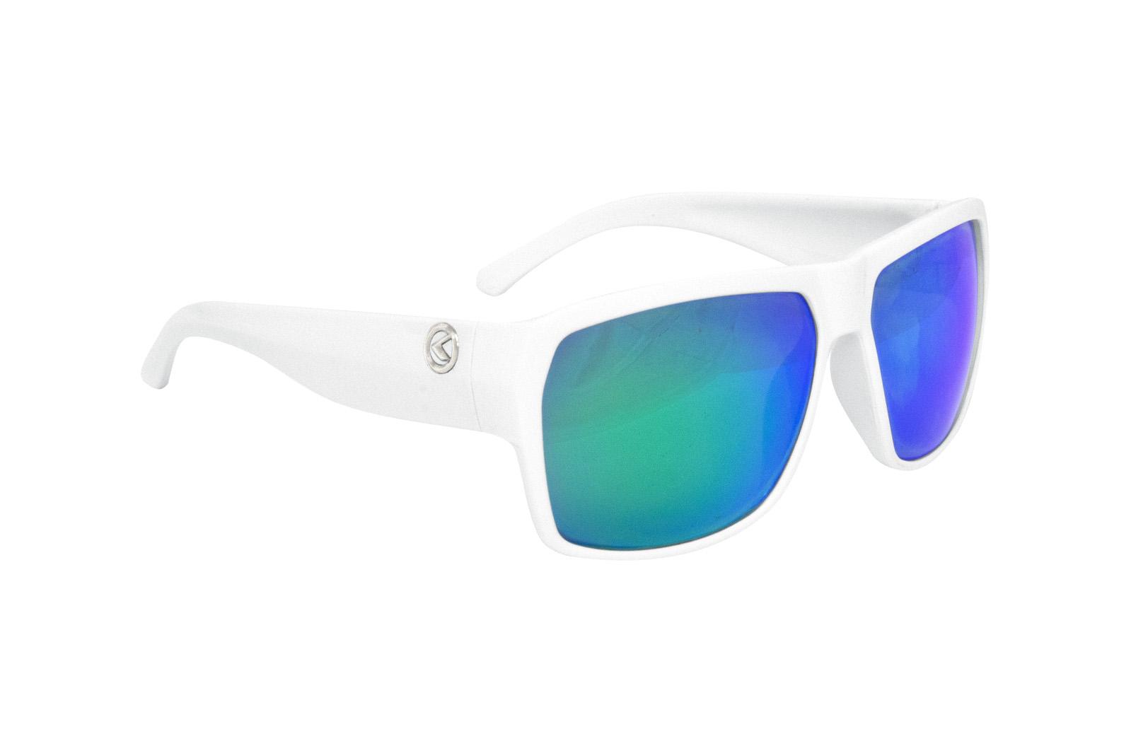 Kellys Sluneční brýle RESPECT- Shiny White POLARIZED