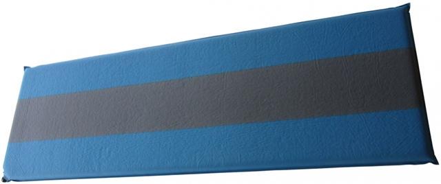 Acra matrace samonafukovací 5cm modrošedá
