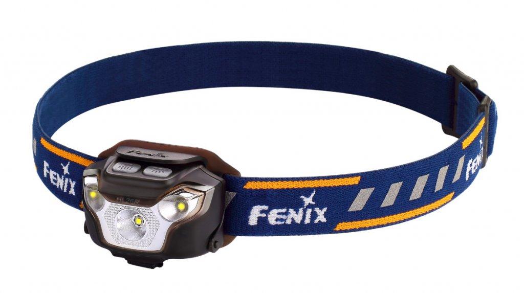čelovka Fenix HL26R nabíjecí - černá