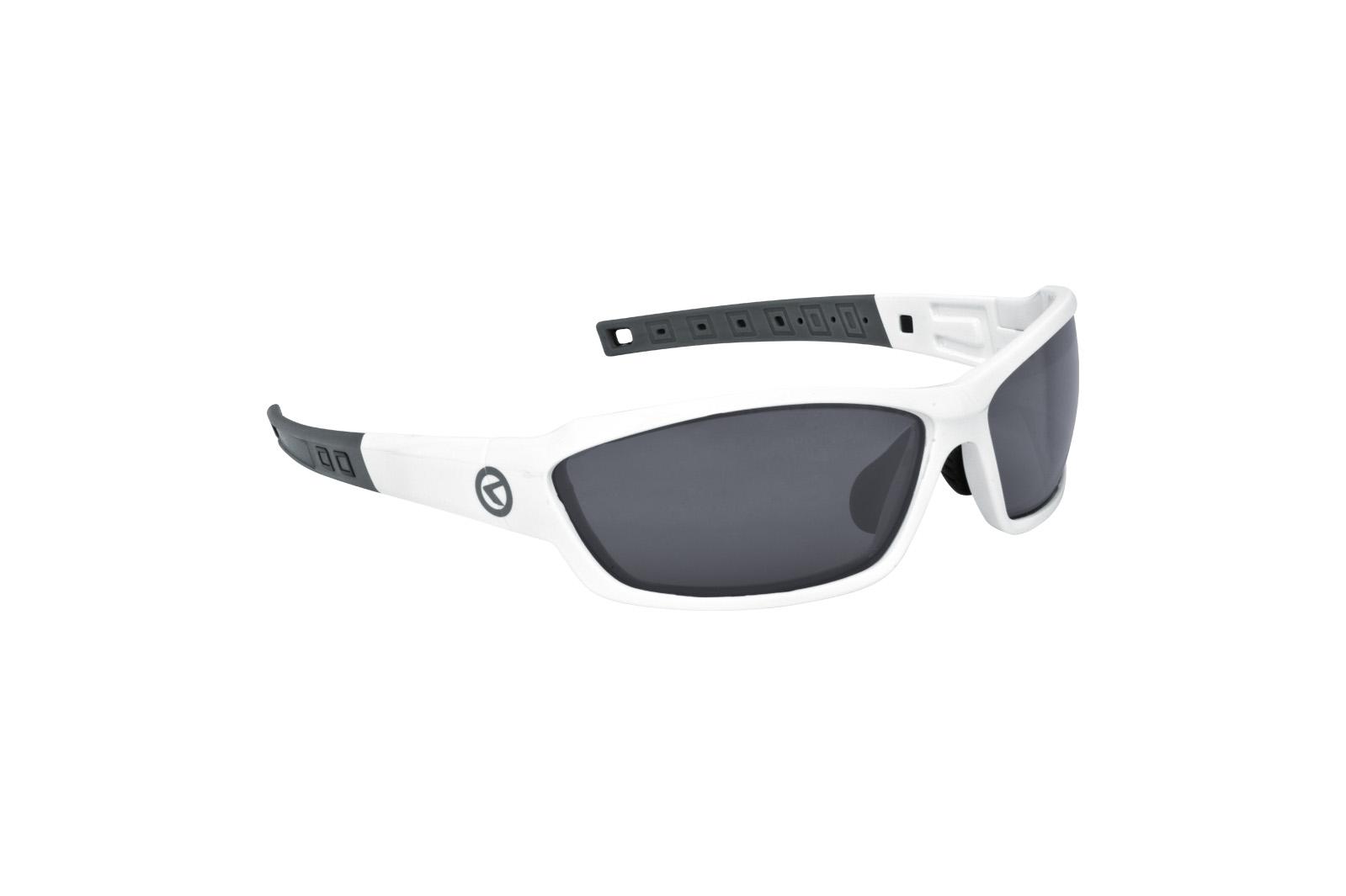 Sluneční brýle KELLYS Projectile - White Gloss POLARIZED