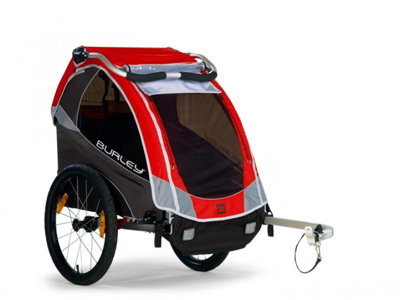 BURLEY SOLO - odpružžený dětský vozík